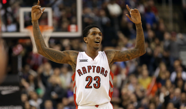 cdfdd9d0293a Sixth Man of the Year Lou Williams proves he s not damaged goods ...