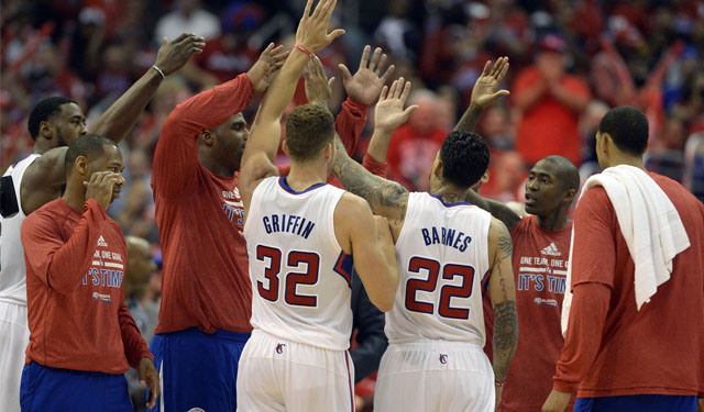 When the Clippers get to play their game, you can't stay with them. (USATSI)