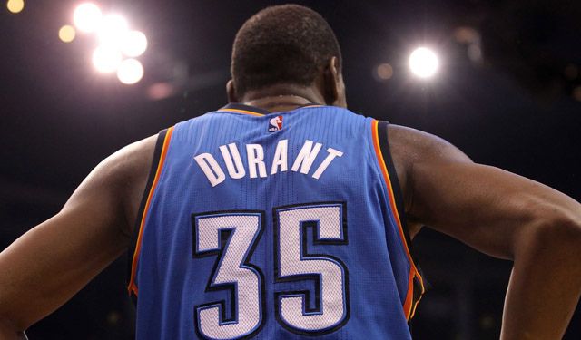 Will a coaching change in OKC help the Thunder keep Kevin Durant?