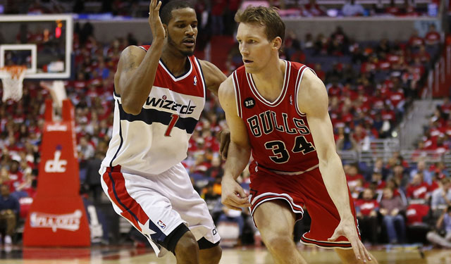 Dunleavy was the weapon Chicago has been desperate to have. (USATSI)