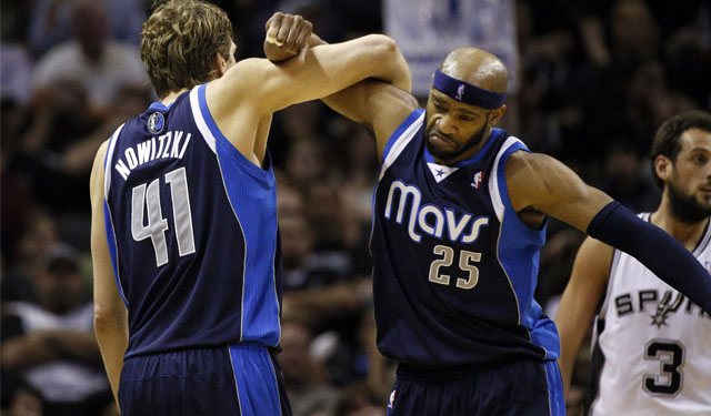 The Mavs have locked up the Spurs' offense through two games. (USATSI)