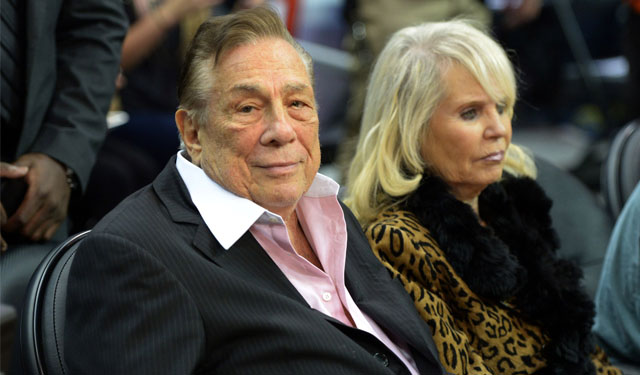 Donald Sterling is under fire for alleged racist comments. (USATSI)