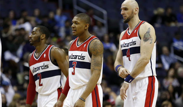 Is the combination of Wall and Beal too much to overcome? (USATSI)