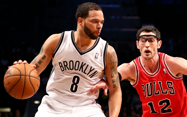 Jason Kidd wants Deron Williams dishing more next season.    (USATSI)