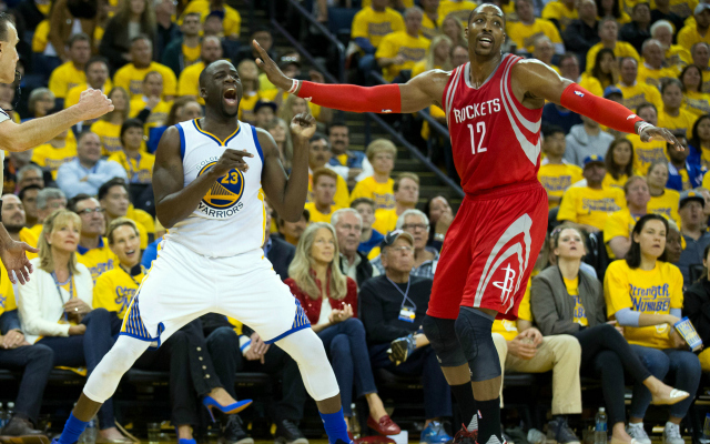 No Steph Curry, no problem as the Warriors end the Rockets' season