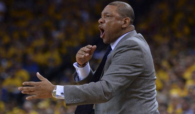 Doc Rivers would reportedly leave if Donald Sterling stays. (USATSI)