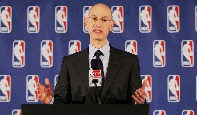 The NBA's constitution is now available for everyone to read. (USATSI)