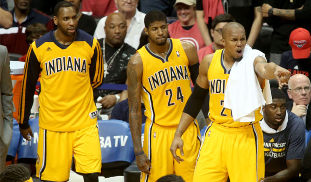 The Pacers live to play another day. (USATSI)