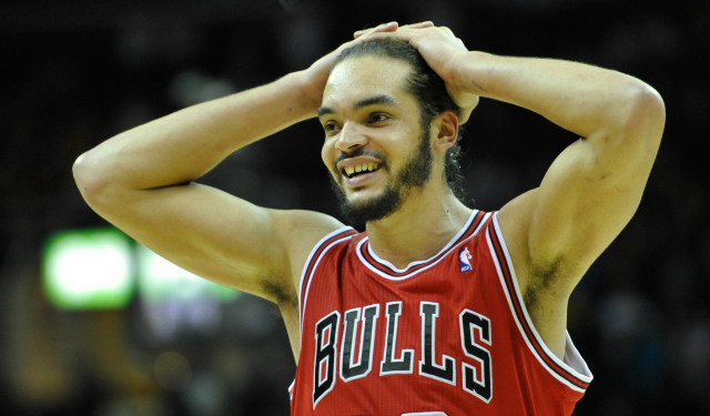 Noah: 'I never thought I'd say this, but I'm very excited to go to Cleveland'