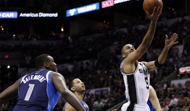 Can the Spurs live in the paint once again for a series closeout? (USATSI)