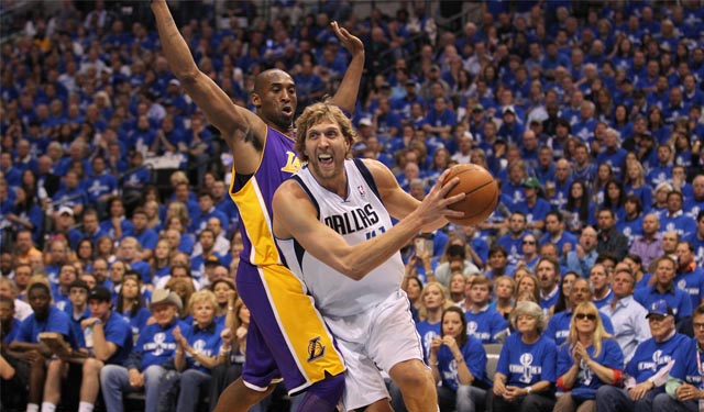 Dirk isn't expecting big money in his next deal. (USATSI)