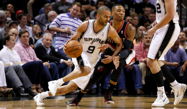 Parker and the Spurs look dangerous.  (USATSI)