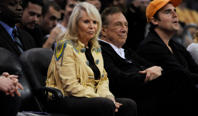 Donald's Sterling's wife, Shelly, said she would seek to preserve her ownership stake in the team. (USATSI)
