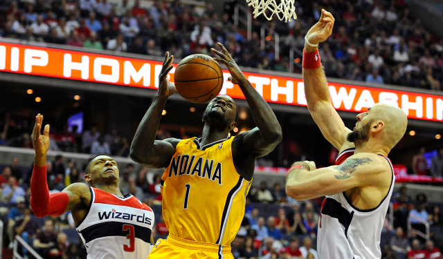 The Pacers got grimy to win Game 3.