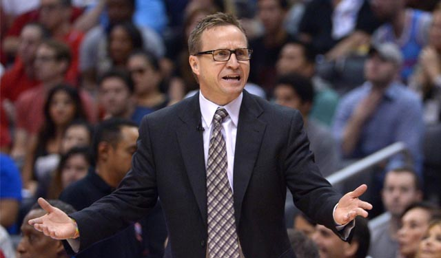 Did Scott Brooks lose Game 4 for the Thunder? (USATSI)