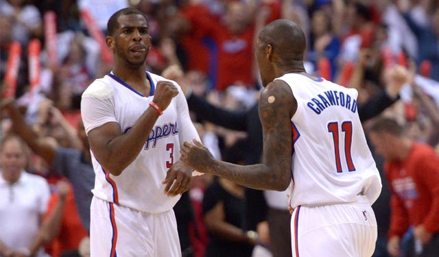 Clippers' big comeback keeps that series very interesting. (USATSI)