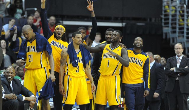 Has the Gold Swagger actually returned to the Pacers? (USATSI)