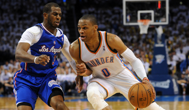 Amid chaos, Russell Westbrook owned Game 5