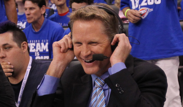 The Knicks have reportedly sweetened their offer to Steve Kerr.