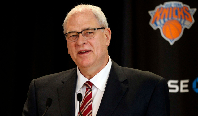 Who will Phil Jackson choose to coach the Knicks?