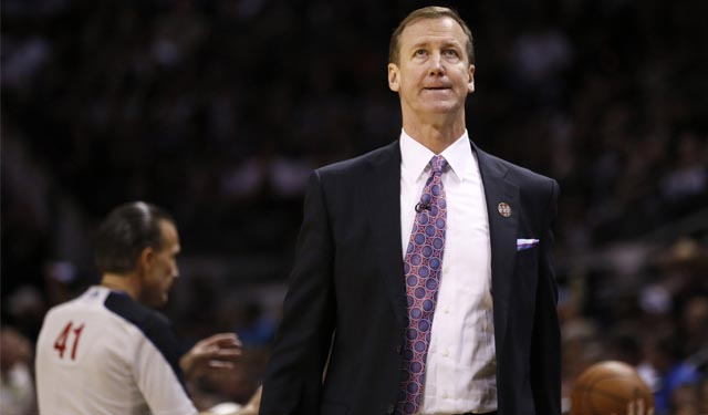 Terry Stotts coached a great season and got himself an extension. (USATSI)