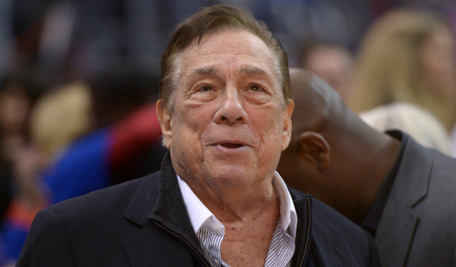 Report: Donald Sterling threatens to sue the NBA