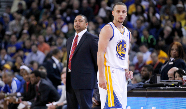 Curry was a strong supporter of ex-Warriors coach Jackson.