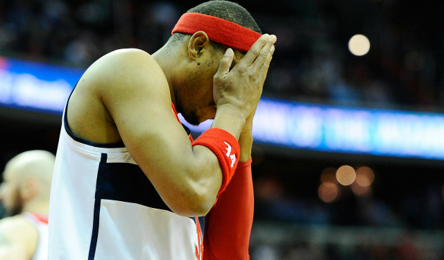 Pierce: 'I don't even know if I'm going to play basketball again next year'