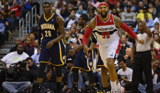 Drew Gooden enjoyed his few months in Washington this season.