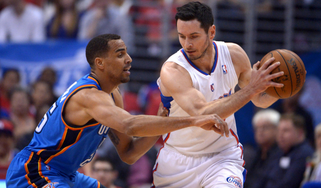 J.J. Redick was understandably emotional after his season ended.