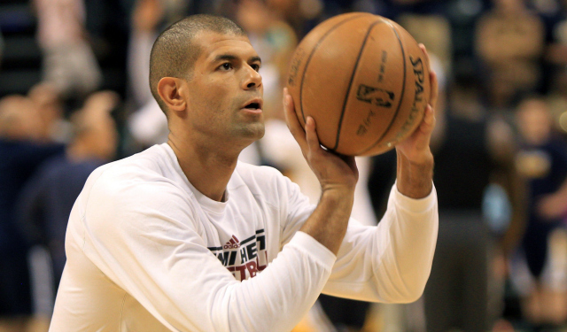 Surprise! Battier is still the starter.