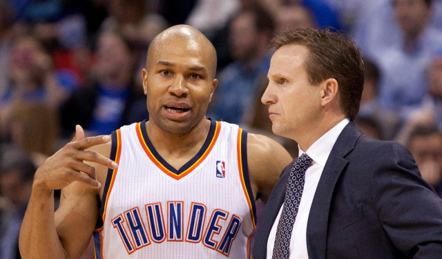 Scott Brooks: It'd 'make a lot of sense' for Fisher to coach Knicks