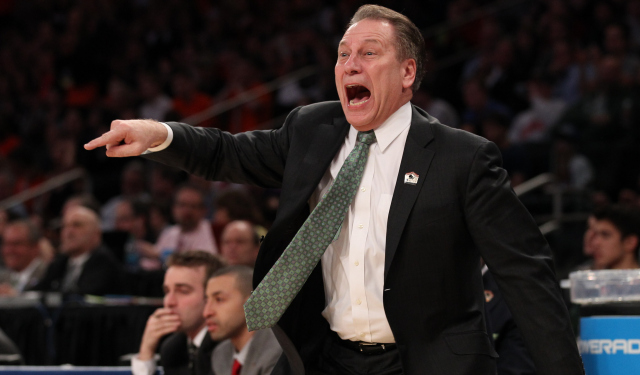 Izzo will be back with the Spartans next season.