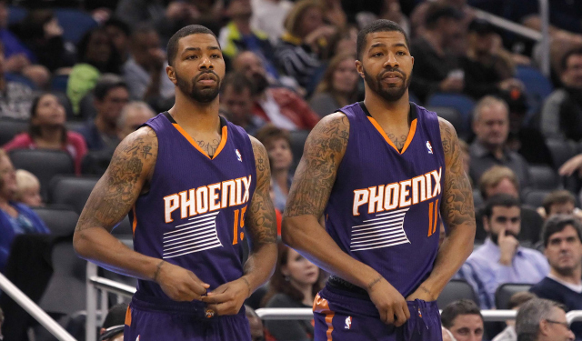 Markieff and Marcus Morris went 13th and 14th, respectively, in the 2011 draft.
