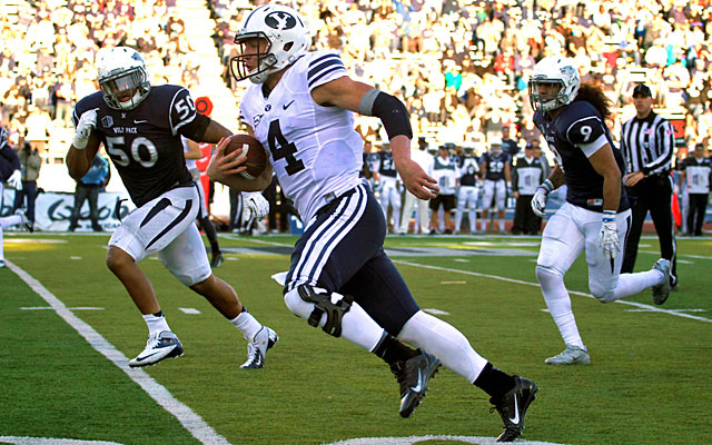 Mountain West schools like Nevada play BYU 20 times in the next six years. (USATSI)