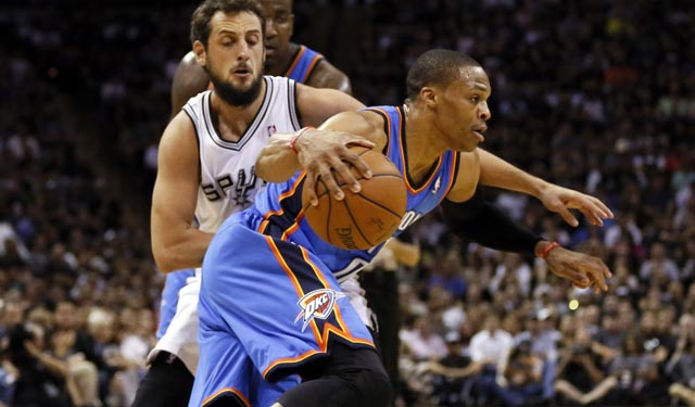 Can Westbrook break out and be the catalyst? (USATSI)