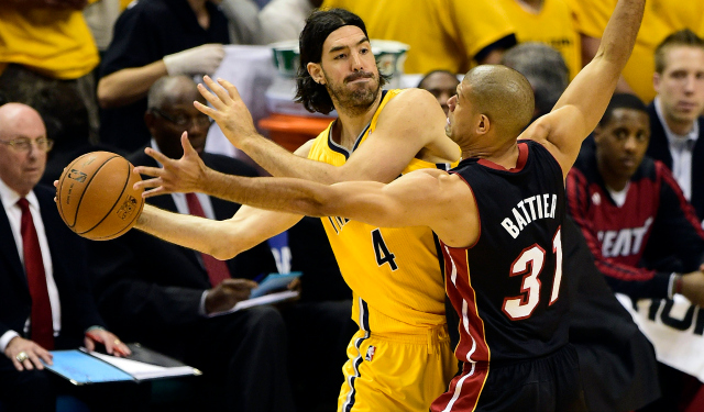 Scola has not been the bench savior the Pacers thought he'd be.