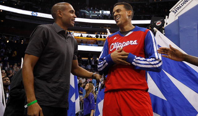 Report: Grant Hill's group 'viable contender' for Clippers ownership