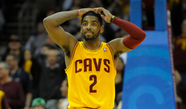 Irving is eligible for a contract extension this summer.