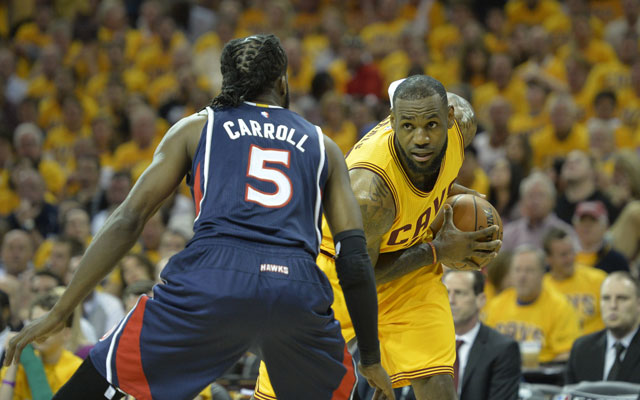 3-pointer: What we learned from Cavaliers-Hawks Game 3