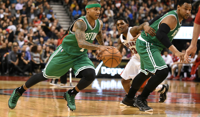 Danny Ainge asked Isaiah Thomas for free agency input, recruiting