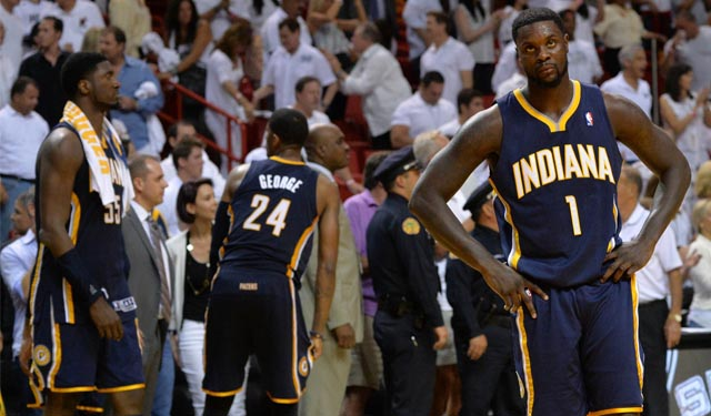 Are the Pacers done for the season? (USATSI)