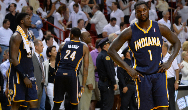 Lance Stephenson is getting tired of waiting on the Pacers. (USATSI)