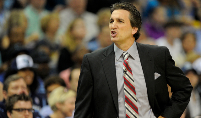 Vinny Del Negro is reportedly a coaching candidate for Minnesota.
