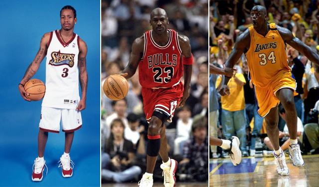 promo code 83f59 55bad If Allen Iverson had Jordan and Shaq as a Big Three: 'We'd ...
