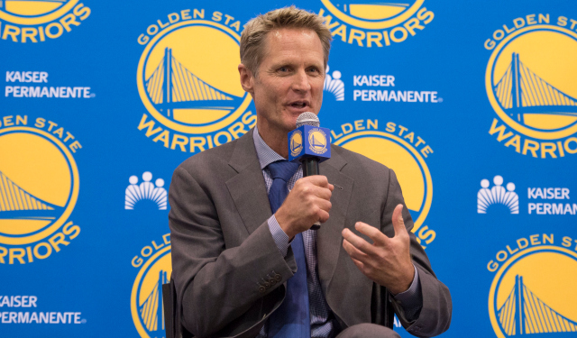 Steve Kerr will coach the Warriors next season, not the Knicks.