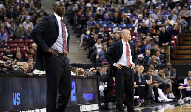 Tyrone Corbin could be working alongside Mike Malone next season.