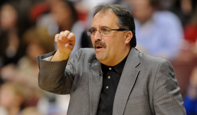 Stan Van Gundy is going to hire a general manager in Detroit.