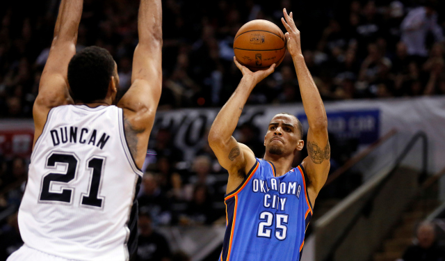 Thabo Sefolosha might be done with the Thunder.