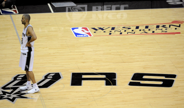Parker is sitting out the FIBA World Cup out of respect.